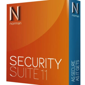 Norman Antivirus 11 para PC (Security Suite) para 3 PC's por 3 años